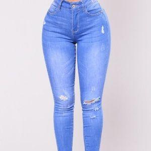 Fire Walk Jeans